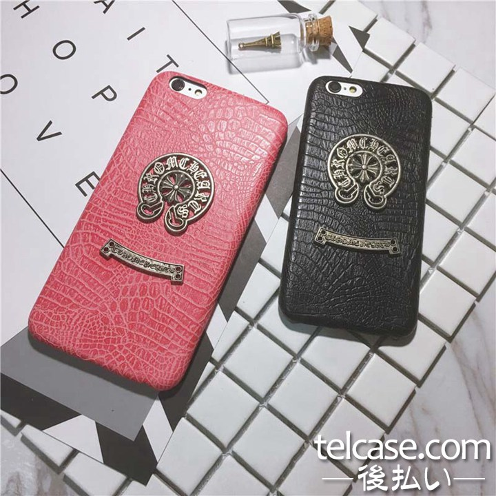 chrome hearts iPhone8カバー カップル