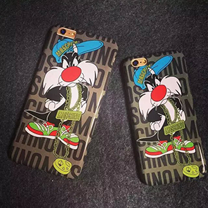 MOSCHINO iPhone6sケースオススメ