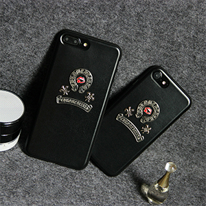 Chrome Hearts iphone7ケース ブラック