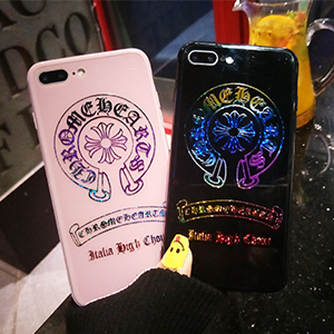 Chrome Hearts iPhone7 ケース カラフル