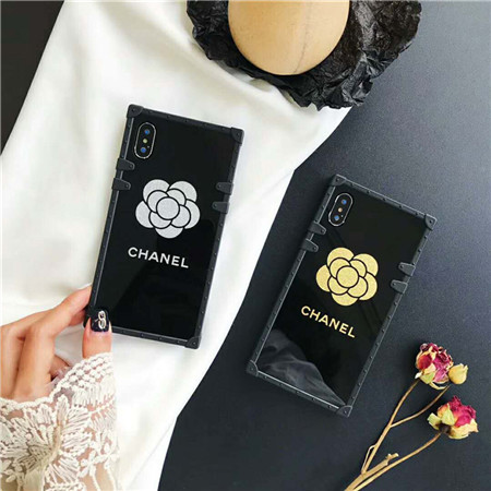 chanel iphoneケース 椿花柄