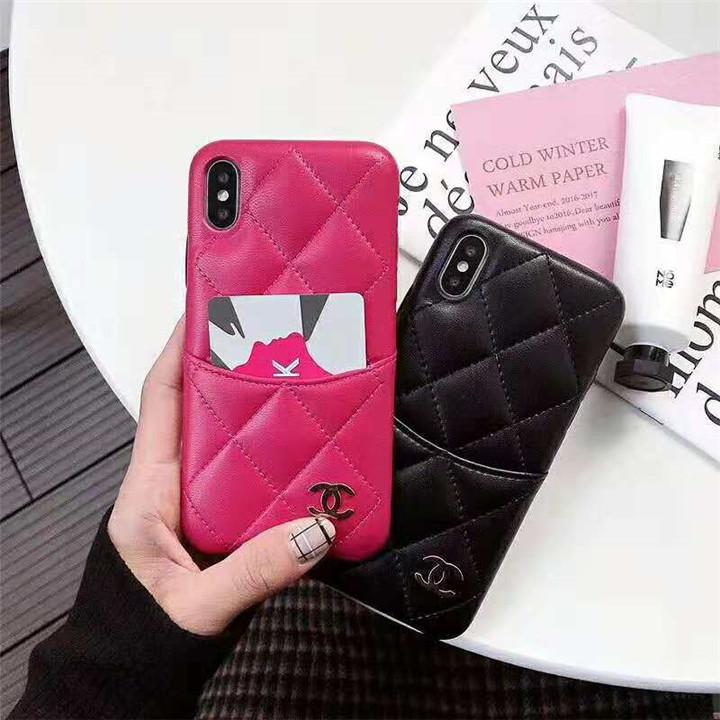 CHANEL iphoneXrケース かわいい